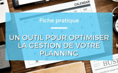 Auto-Entrepreneur : un outil pour optimiser la gestion de votre planning